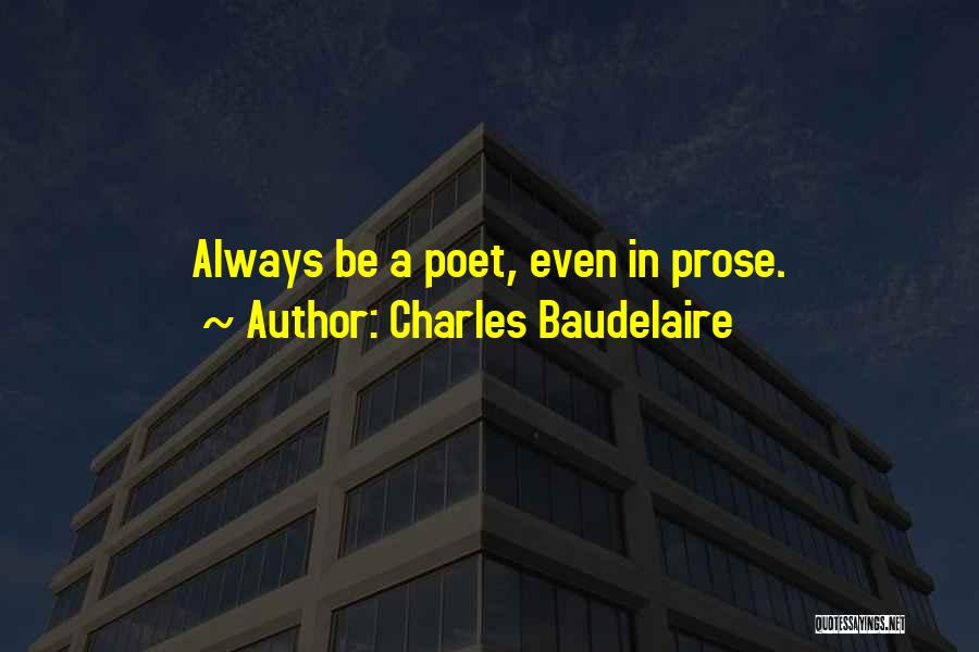 Charles Baudelaire Quotes 1320549