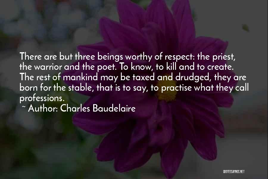 Charles Baudelaire Quotes 1328606