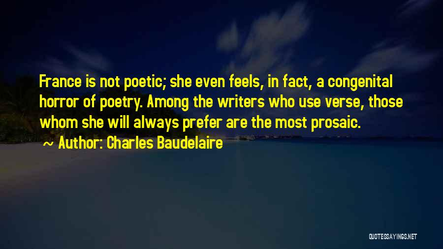 Charles Baudelaire Quotes 1393105