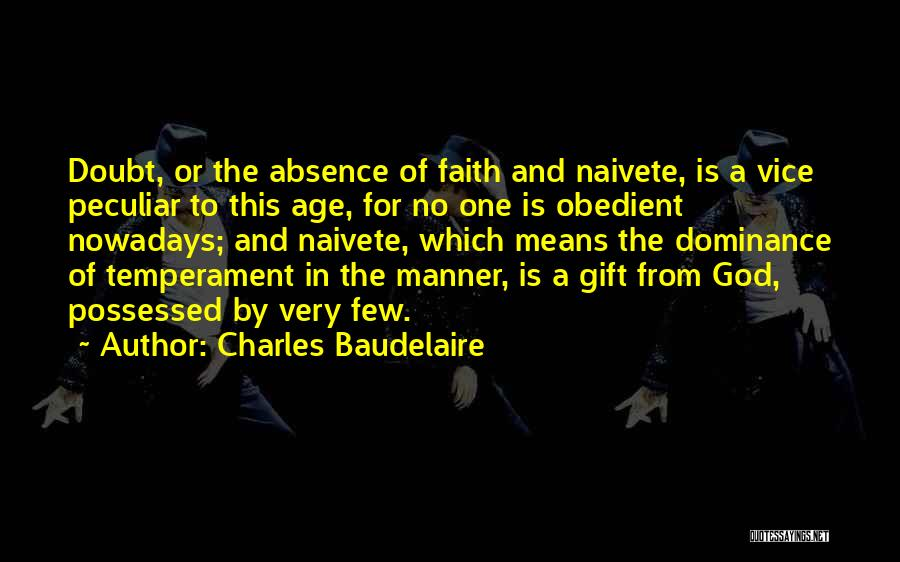 Charles Baudelaire Quotes 1969913