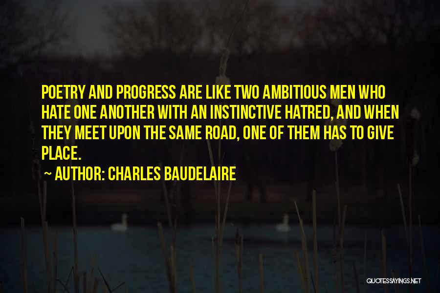 Charles Baudelaire Quotes 203867