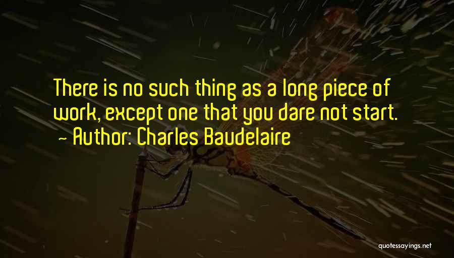 Charles Baudelaire Quotes 204289