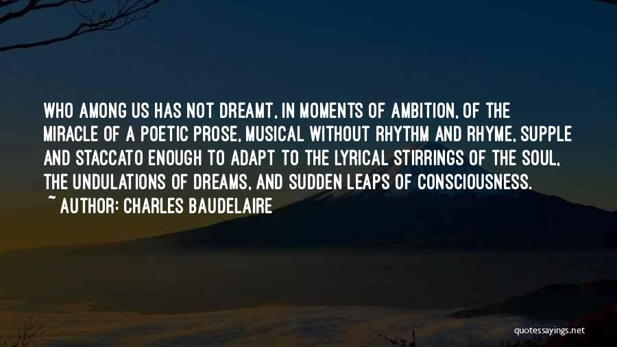 Charles Baudelaire Quotes 251080