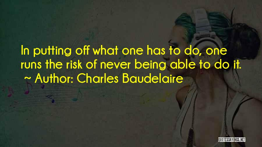 Charles Baudelaire Quotes 563071