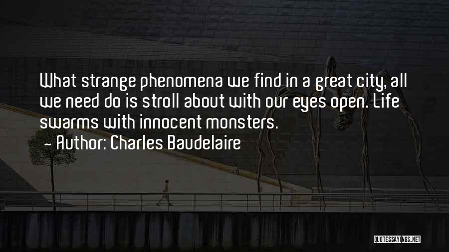Charles Baudelaire Quotes 574662