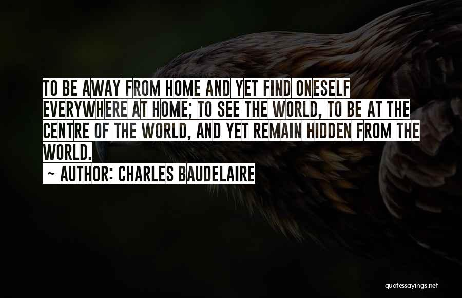 Charles Baudelaire Quotes 802542