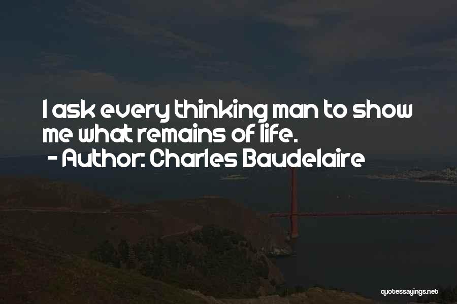 Charles Baudelaire Quotes 896474