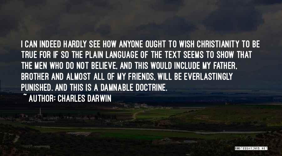 Charles Darwin Quotes 112210