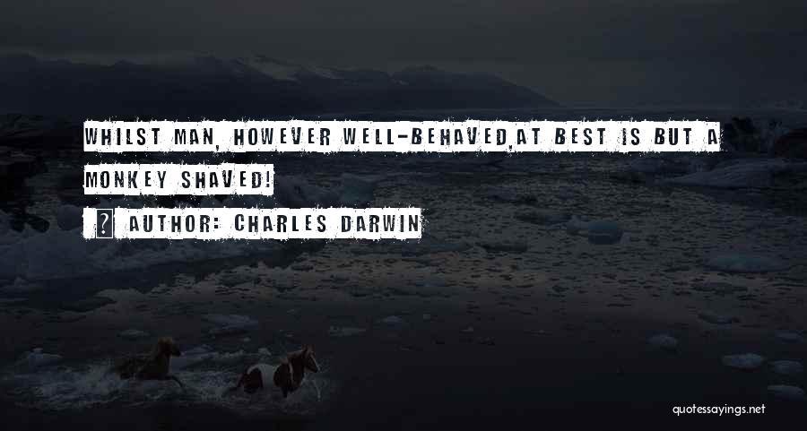 Charles Darwin Quotes 113926