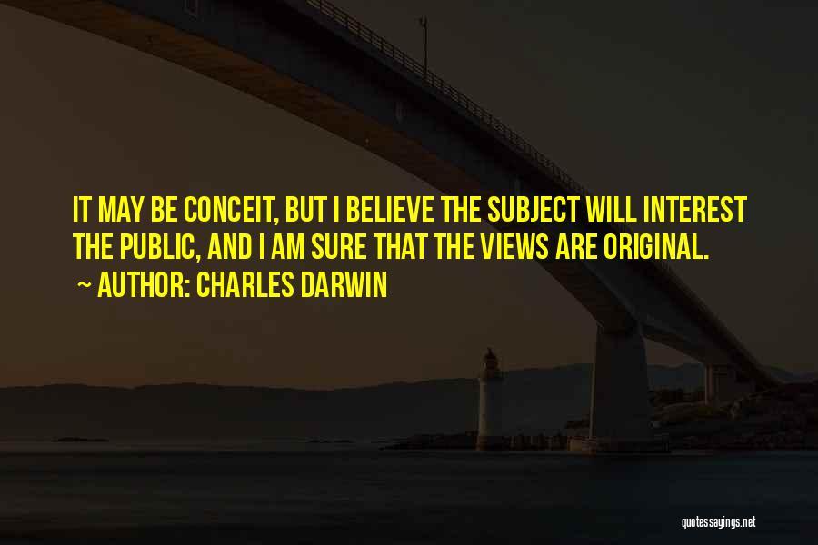 Charles Darwin Quotes 1315175
