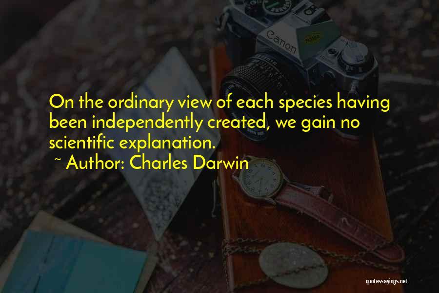 Charles Darwin Quotes 252569