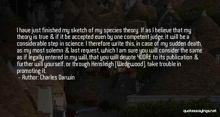 Charles Darwin Quotes 483924