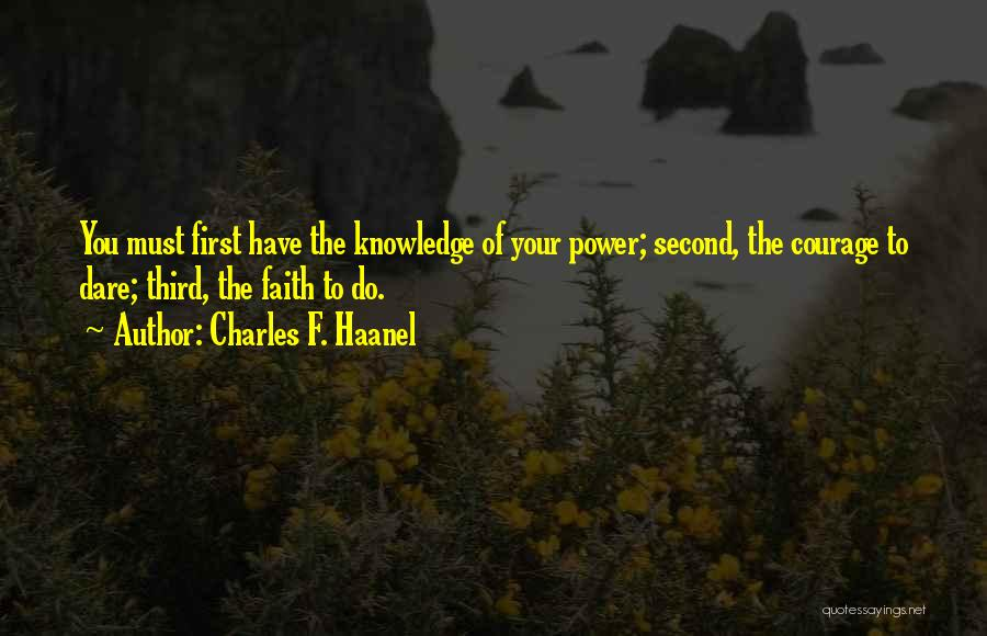 Charles F. Haanel Quotes 1258789