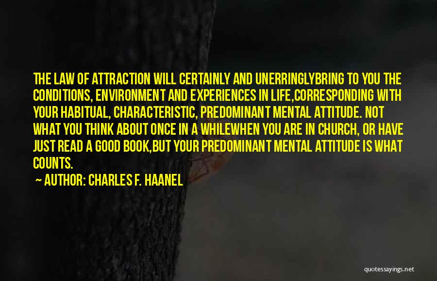 Charles F. Haanel Quotes 1362745
