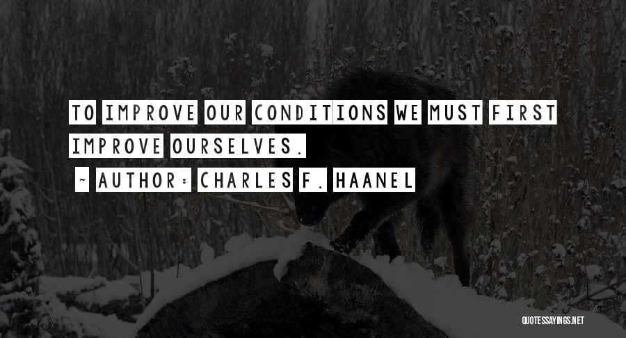 Charles F. Haanel Quotes 1399390