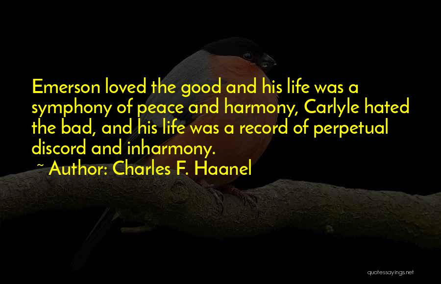 Charles F. Haanel Quotes 2077553
