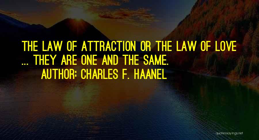 Charles F. Haanel Quotes 421849