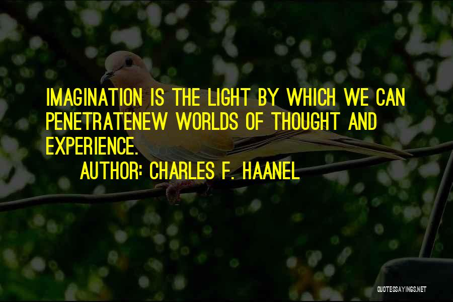 Charles F. Haanel Quotes 90071