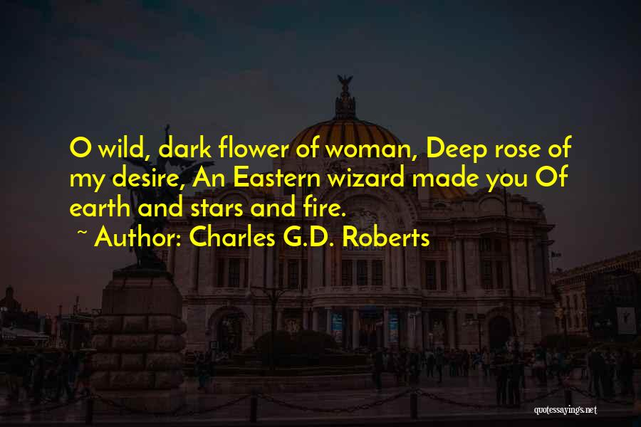 Charles G.D. Roberts Quotes 938980