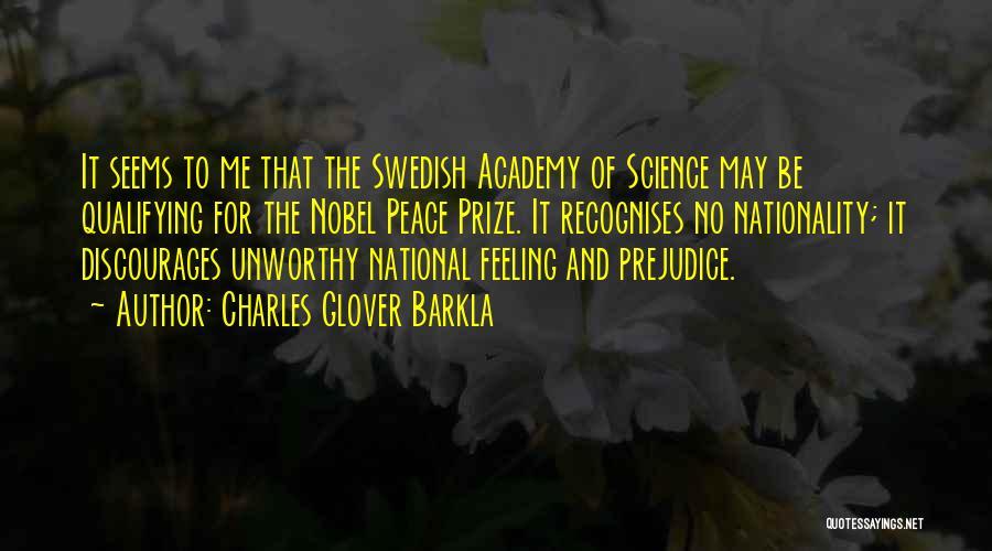 Charles Glover Barkla Quotes 1009340