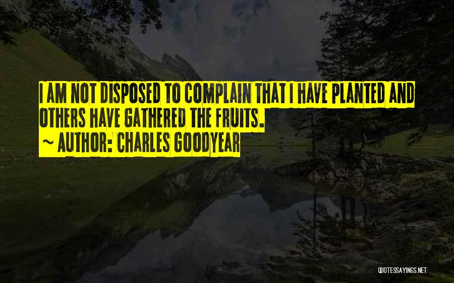Charles Goodyear Quotes 432727