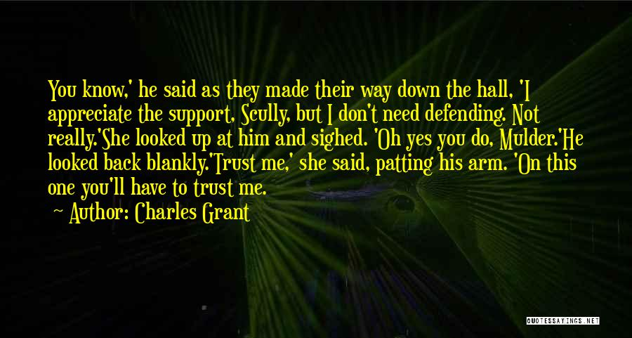 Charles Grant Quotes 676000