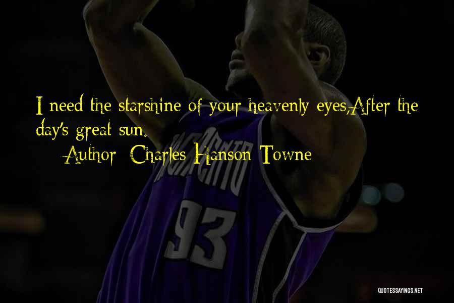 Charles Hanson Towne Quotes 767328