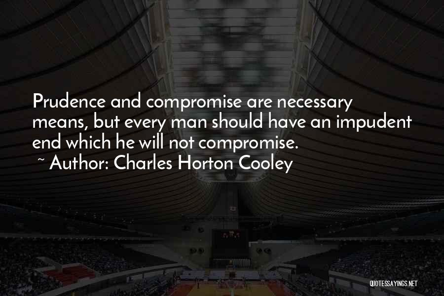 Charles Horton Cooley Quotes 1151279