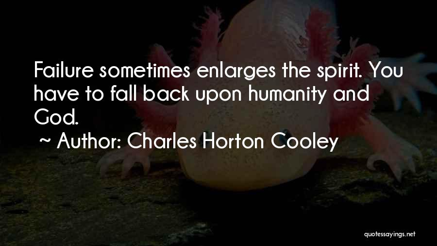 Charles Horton Cooley Quotes 1326039
