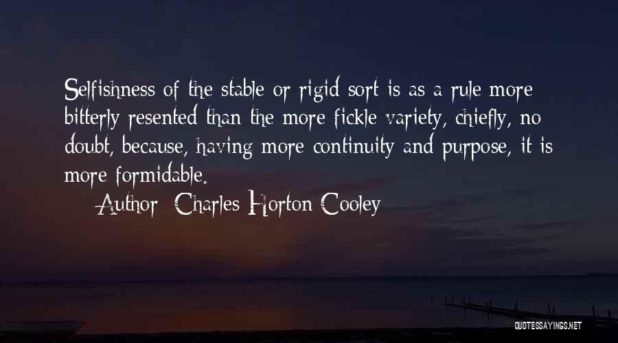 Charles Horton Cooley Quotes 1375091