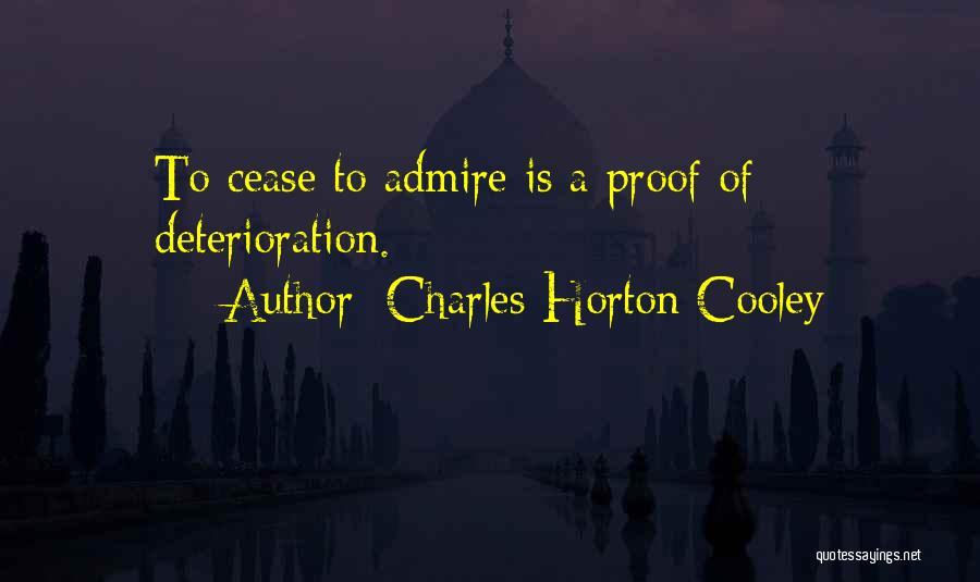 Charles Horton Cooley Quotes 1811442