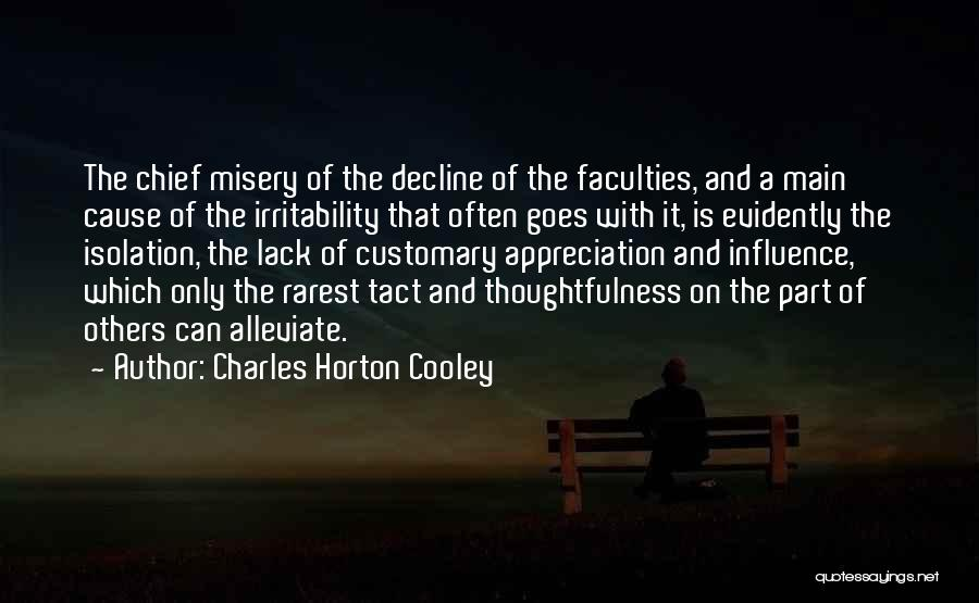 Charles Horton Cooley Quotes 183783