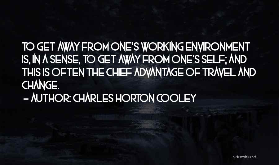Charles Horton Cooley Quotes 1992321