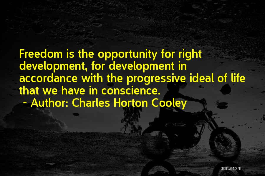 Charles Horton Cooley Quotes 2038432