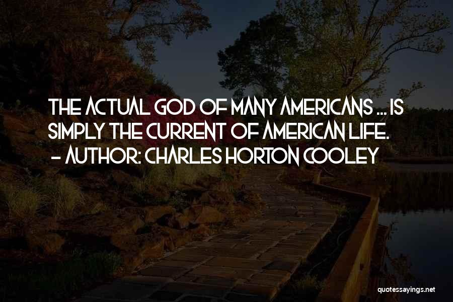 Charles Horton Cooley Quotes 223835