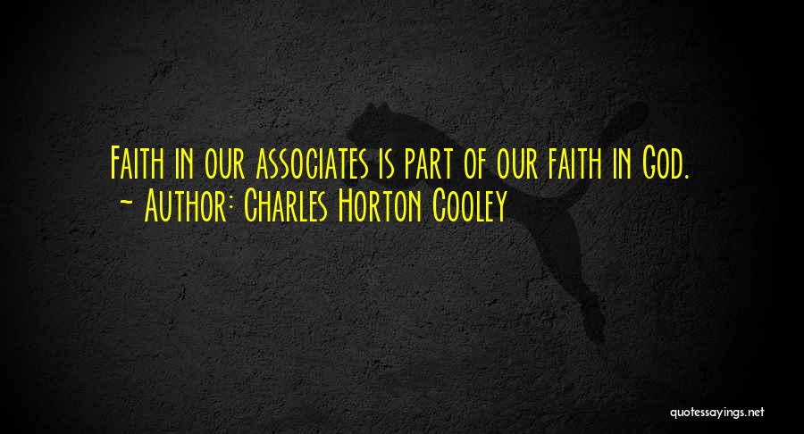 Charles Horton Cooley Quotes 263582