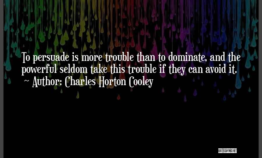 Charles Horton Cooley Quotes 351051