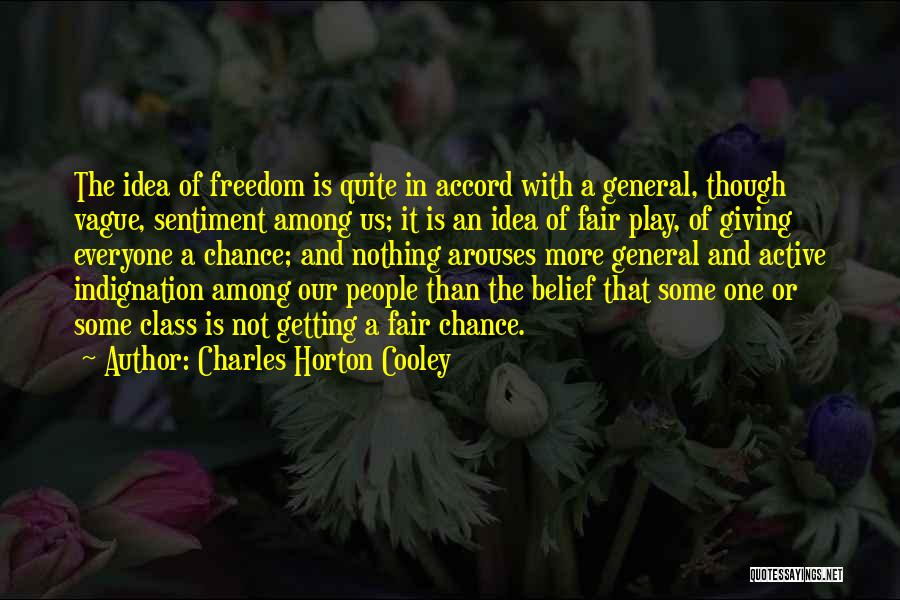 Charles Horton Cooley Quotes 403612