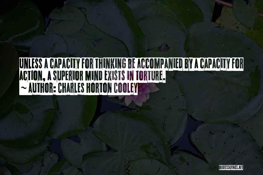 Charles Horton Cooley Quotes 475359