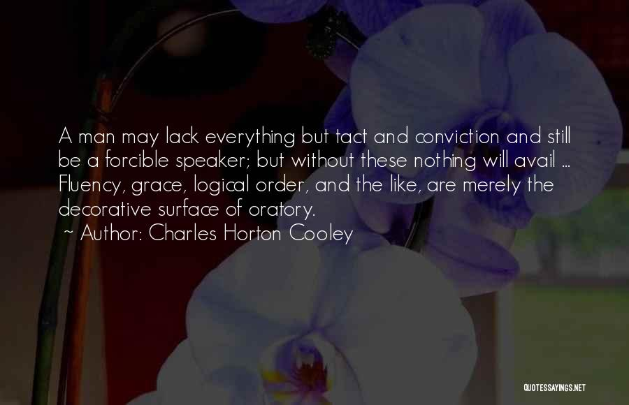 Charles Horton Cooley Quotes 493883