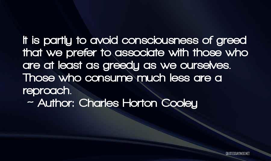 Charles Horton Cooley Quotes 806257