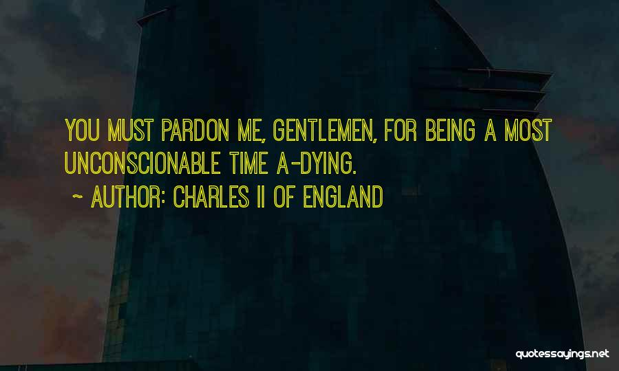 Charles II Of England Quotes 1308665