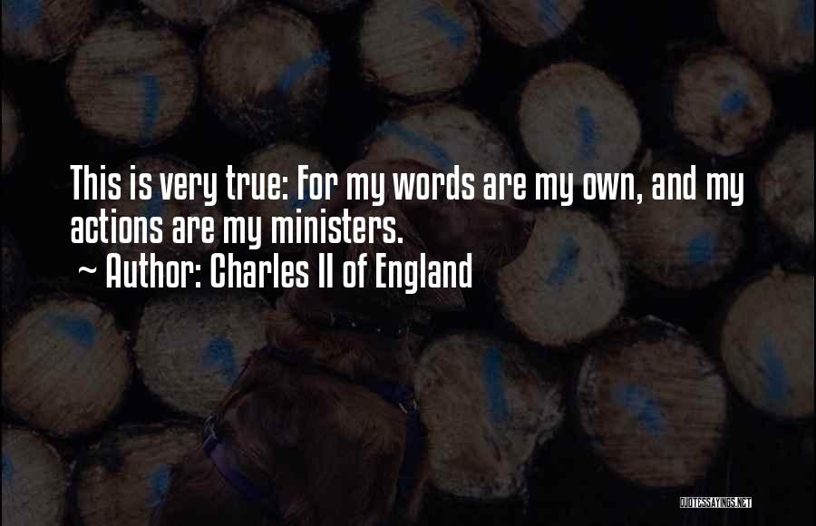 Charles II Of England Quotes 1561720