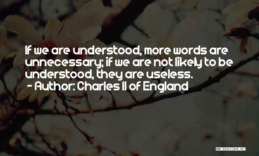 Charles II Of England Quotes 2013822