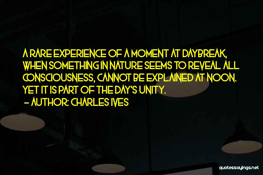Charles Ives Quotes 1338294