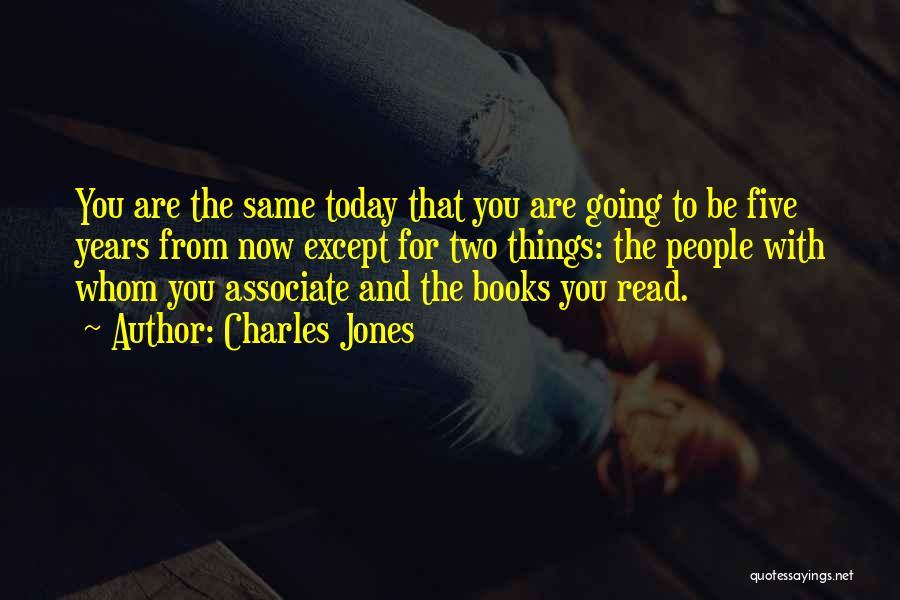 Charles Jones Quotes 1082952
