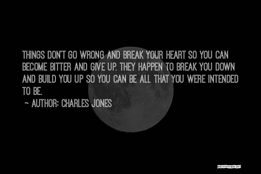 Charles Jones Quotes 1966469