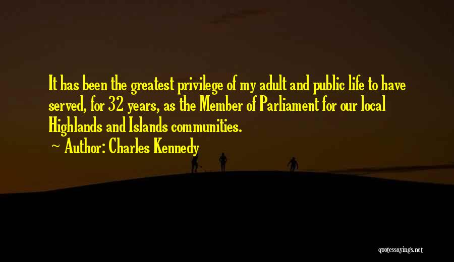 Charles Kennedy Quotes 1104173