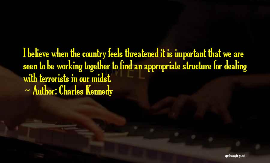 Charles Kennedy Quotes 1436315