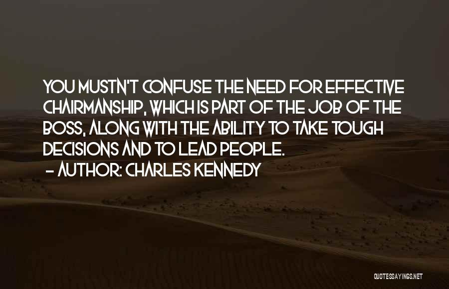 Charles Kennedy Quotes 148362